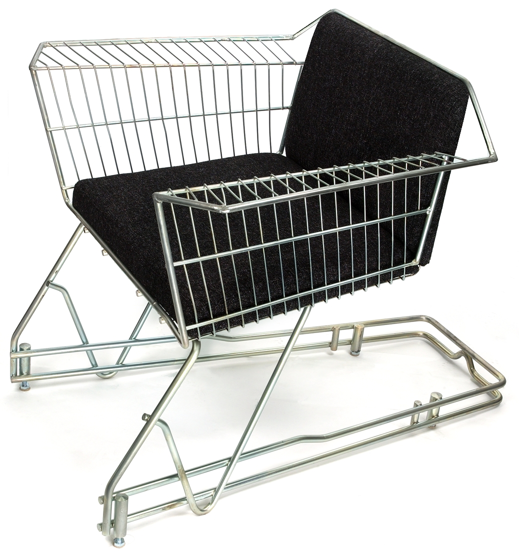 Recycling made easy with ben the bin ethical blog from for Chair shopping