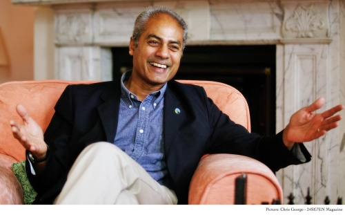 EthicalSuperstore.com talks to George Alagiah