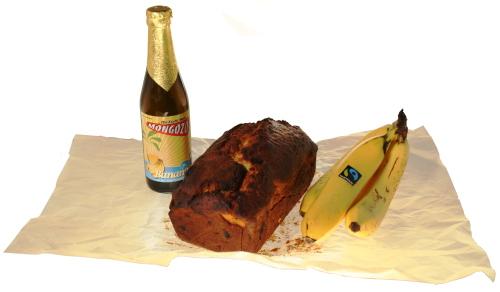 Banana Beer, Banana Cake, & errm . . . Bananas!