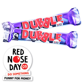 Dubble Red Nose Day Supporter Pack