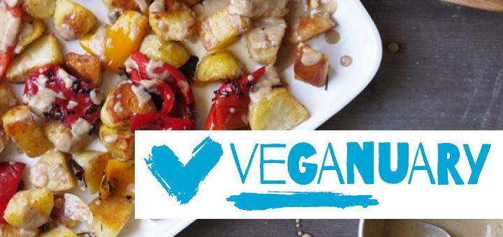 Try vegan this Veganuary
