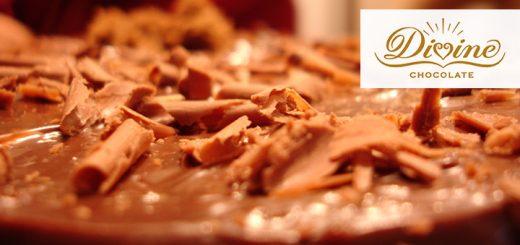 Divine Chocolate flan recipe