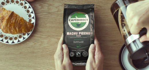 Cafedirect fair trade coffee