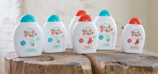 Good Bubble natural baby skincare