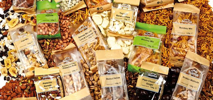 Suma Wholefoods range