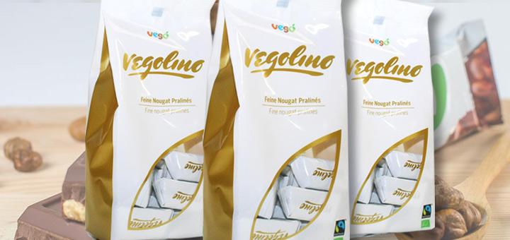 NEW Vegolino vegan chocolate from Vego bar