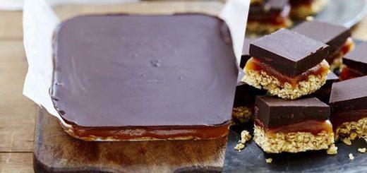 Gluten Free Millionaires Shortbread Recipe
