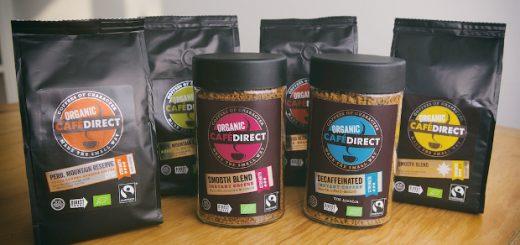 Organics from Cafedirect