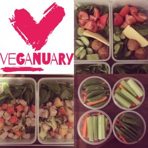 Veganuary challenge