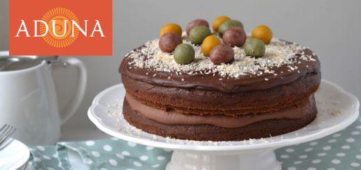 Aduna Super Cacao cake recipe
