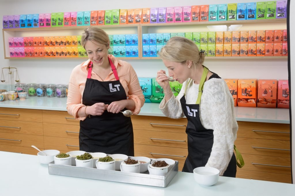 london tea company staff