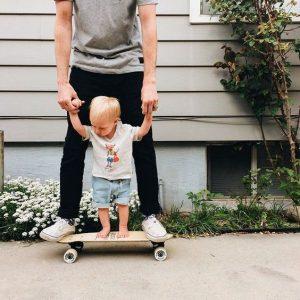 Patch Skateboarder