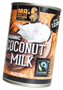 Organic Fairtrade Coconut Milk