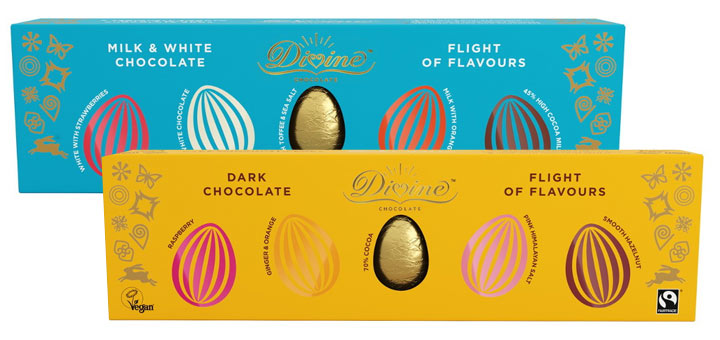 Divine Easter 'Flight of Flavours'