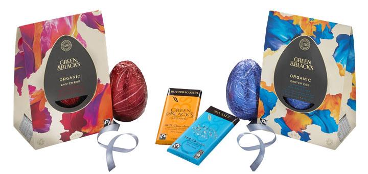 Green & Black's Fairtrade Easter