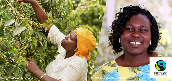 Fairtrade empowers women - the Fairtrade Foundation