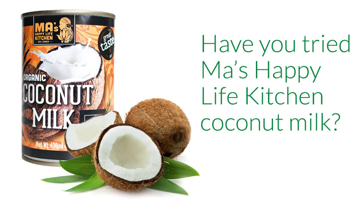 Fairtrade & Organic Coconut Milk