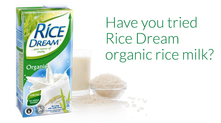 Rice Dream Rice Milk