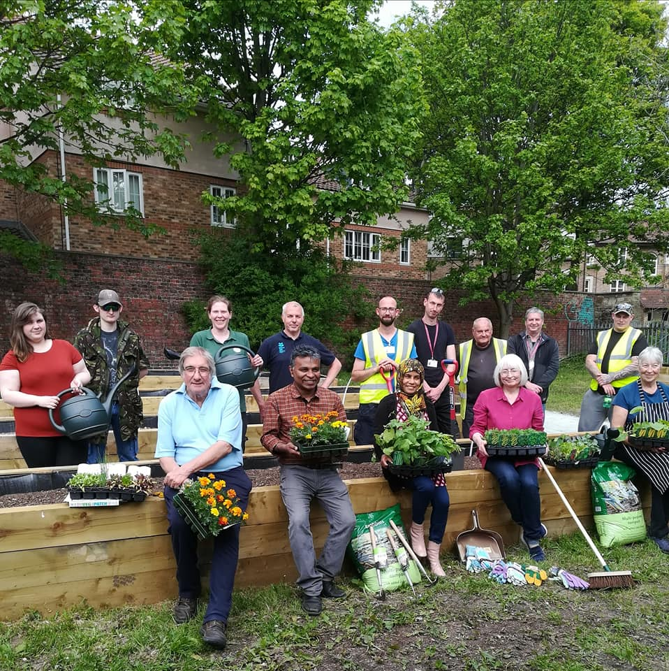 Newcastle West End Food Bank Organic Garden Ethical Blog