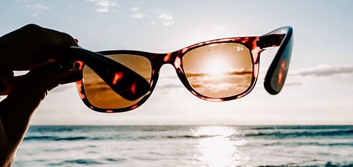sunglasses for sunscreen