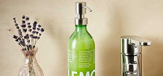 lemonaid soap dispenser