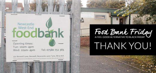 Food Bank Friday 2020