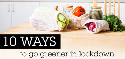 Go Greener in Lockdown