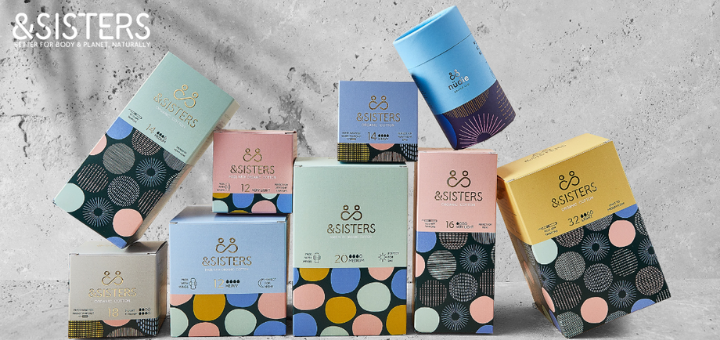 &Sisters' products