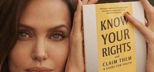 Angelina Jolie Amnesty International Book