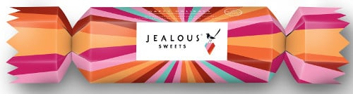 This cracker full of vegan jelly sweets makes a great gift!