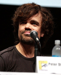 Game of Thrones actor Peter Dinklage is one of many celebrity vegetarians.