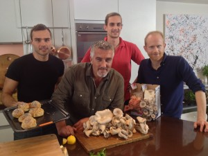 Paul Hollywood Pies and Puds