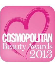 Cosmopolitan Beauty Awards 2013 logo