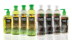 Faith in Nature Tropical range