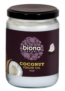 Biona Coconut oil