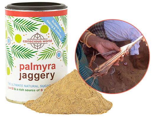 Palmyra Jaggery healthy sugar alternative