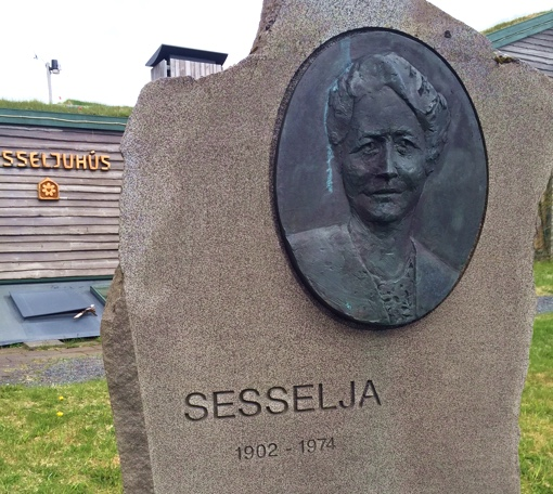 Sesselja - founder of Solheimar
