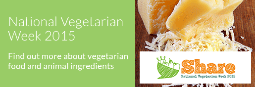 National Vegetarian Week - tips and ingredients to look for