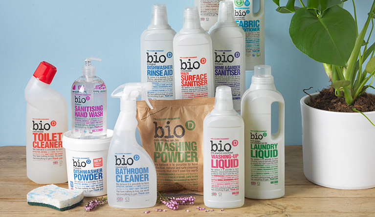 Eco-Friendly Household Cleaning Supplies - Ethical Superstore