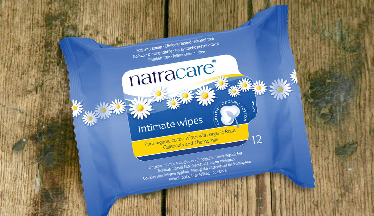Intimate Wipes & Washes