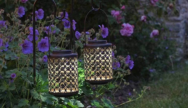Solar Lighting & Water Features