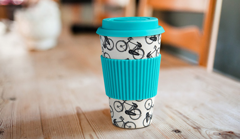 Reusable Cups, Bottles & Straws