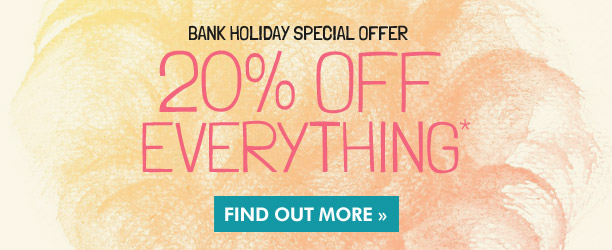 20% off<br />Everything