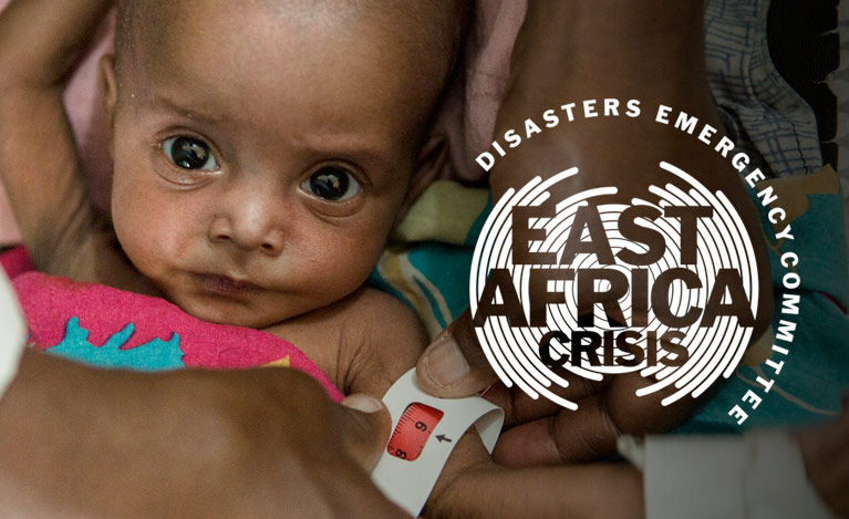 DEC - East Africa Crisis Appeal