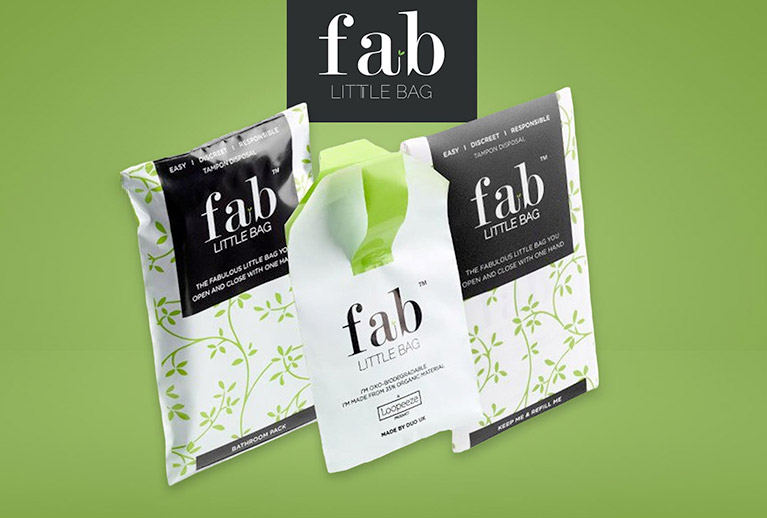 Fab Little Bag - the best disposal solution, period.