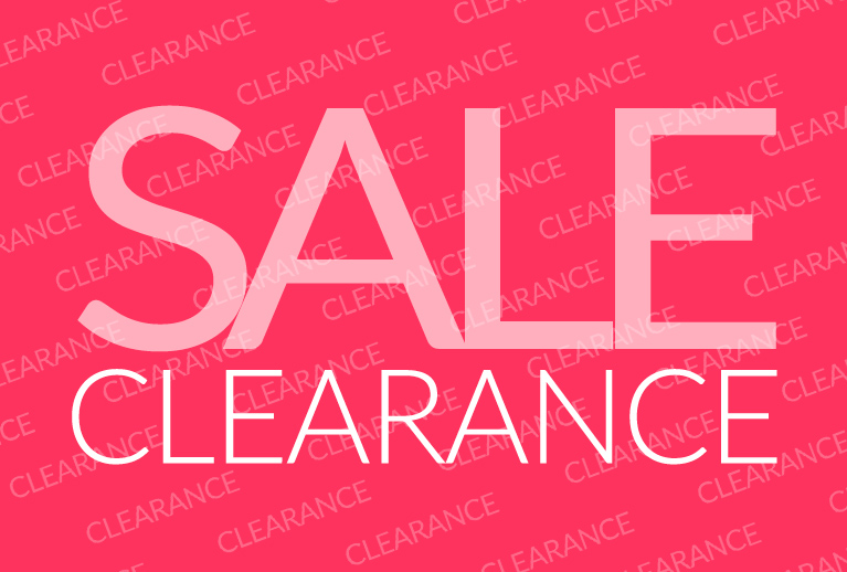 Sale Clearance - Up To 60% Off*