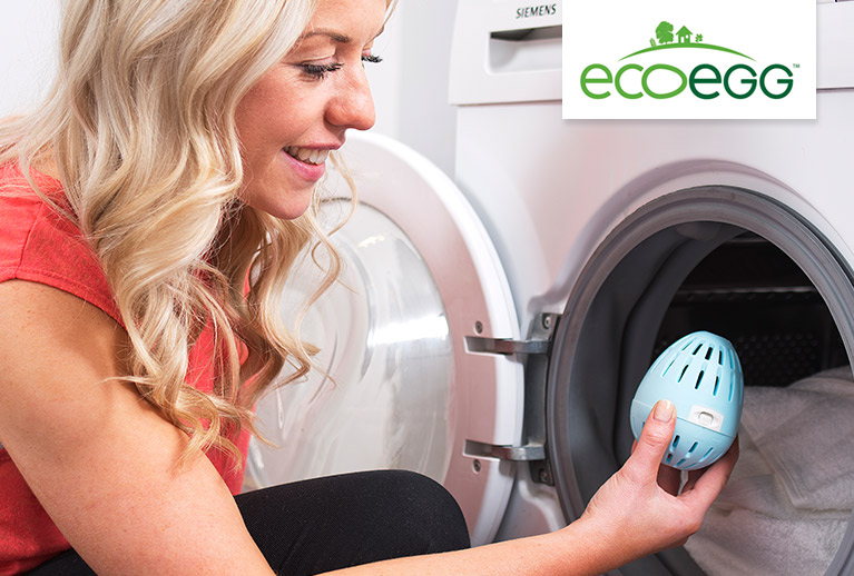 Clever eco-friendly laundry and cleaning from Ecoegg