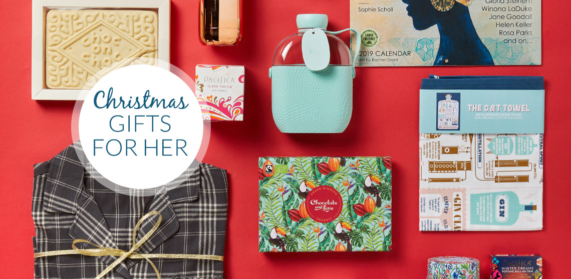 Beautiful, ethical Christmas gifts for her (or anyone!)