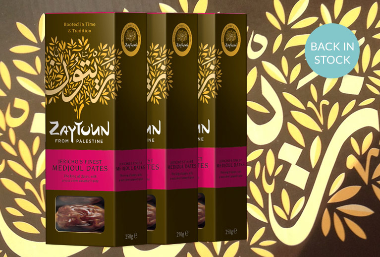 Fairtrade and organic dates perfect for Ramadan