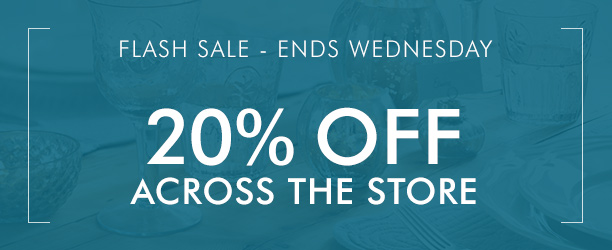 20% offalmost everything!